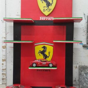 Ferrari Schilderij